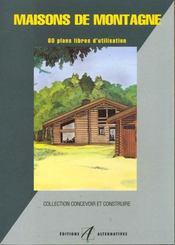 Maisons De Montagne - Intérieur - Format classique