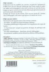 Essais de montaigne, livre iii - 4ème de couverture - Format classique