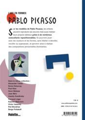 Pablo Picasso - 4ème de couverture - Format classique