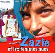 Mademoiselle zazie et les femmes nues - Intérieur - Format classique