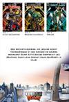 Sentinel stories ; urban rivals - 4ème de couverture - Format classique