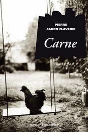 Carne - Couverture - Format classique