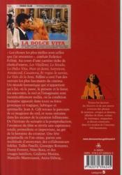 Fellini ; le magicien du réel - 4ème de couverture - Format classique
