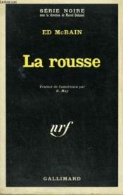 La Rousse. Collection : Serie Noire N° 1295 - Couverture - Format classique