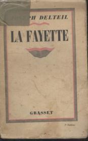 La Fayette - Couverture - Format classique