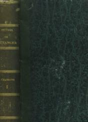 CHANSONS DE BERANGER. TOME PREMIER. Contenant cinquante-trois gravures sur acier d'après Charlet, A. de Lemud, Johannot, Grenier, Jacque, Pauquet, Penguilly, de Rudder, Raffet, Sandoz. Les dix chansons publiées en 1847 et la fac-simile d'une lettre de B. - Couverture - Format classique