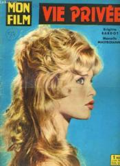Mon Film N° 702 - Vie Privee - Couverture - Format classique