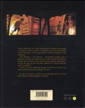 Les enfants de la mine - 4ème de couverture - Format classique