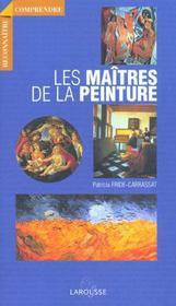 Les Maitres De La Peinture - Intérieur - Format classique
