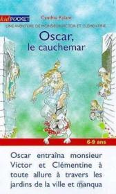 Oscar Le Cauchemar - Couverture - Format classique