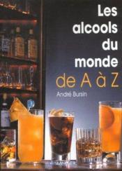 Alcools du monde - Couverture - Format classique