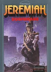 Jeremiah T.10 ; boomerang - Intérieur - Format classique