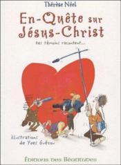 Enquete Sur Jesus-Christ - Couverture - Format classique