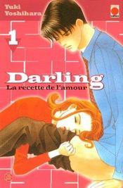 Darling, la recette de l'amour t.1 - Intérieur - Format classique