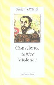Conscience Contre Violence - Intérieur - Format classique