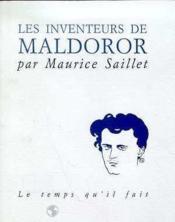 Inventeurs De Maldoror (Les) - Couverture - Format classique