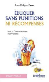 Eduquer sans punitions ni recompenses n.110 - Couverture - Format classique