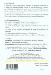 Sermons de bossuet - 4ème de couverture - Format classique