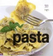 Le meilleur de la pasta - Couverture - Format classique