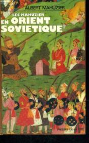 Les Mahuzier En Orient Sovietique - Couverture - Format classique