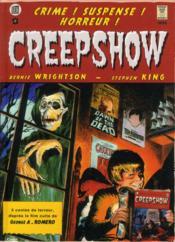 Creepshow - Couverture - Format classique
