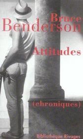 Attitudes - Intérieur - Format classique
