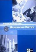 Unternehmen Deutsch ; Grundkurs Wörteheft ; A1, A2 ; glossaire (édition 2008) - Couverture - Format classique