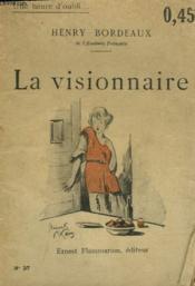 La Visionnaire. Collection : Une Heure D'Oubli N° 27 - Couverture - Format classique