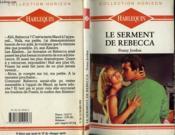 Le Serment De Rebecca - Unspoken Desire - Couverture - Format classique