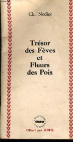 Tresor Des Feves Et Fleurs Des Pois - Couverture - Format classique