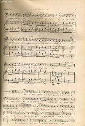 L'ILLUSTRATION SUPPLEMENTAIRE MUSICAL - Publié sous la direction de Gapriel Pierné. Supplément au N°3343 du 23 mars 1907. Année 1907 - N°2 - Couverture - Format classique