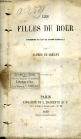 Les Filles Du Boer - Souvenirs Du Cap De Bonne Esperance. - Couverture - Format classique
