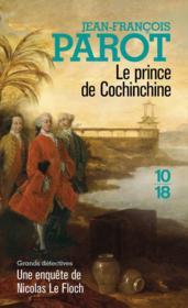 Les enquêtes de Nicolas Le Floch T.14 ; le prince de Cochinchine - Couverture - Format classique