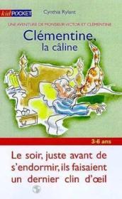 Clementine Caline - Couverture - Format classique