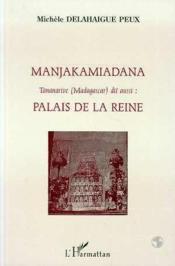 Manjakamiadana Palais De Lareine - Couverture - Format classique