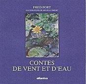 Contes De Vent Et Deau - Couverture - Format classique