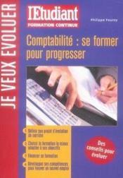 Comptabilité : se former pour progresser - Couverture - Format classique