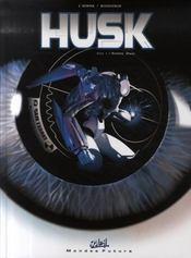 Husk t.1 ; monkey brain - Intérieur - Format classique