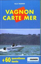 Vagnon carte mer. + 60 questions tests - Intérieur - Format classique