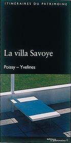 La villa Savoye - Intérieur - Format classique