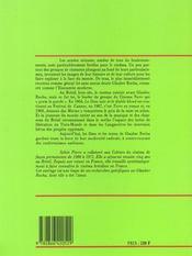 Glauber Rocha - 4ème de couverture - Format classique