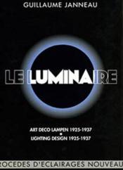 Luminaire (3 Series) Et Le Luminaire Moderne - Couverture - Format classique
