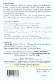 Gil blas de lesage,livres i a vi - 4ème de couverture - Format classique
