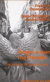 Anges a tuer, rue paradis - Intérieur - Format classique