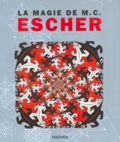 La magie de M.C. Escher - Couverture - Format classique