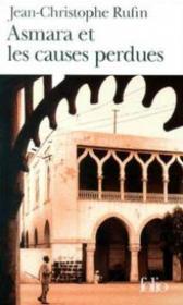 Asmara et les causes perdues - Couverture - Format classique