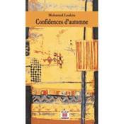 Confidences d'automne - Couverture - Format classique