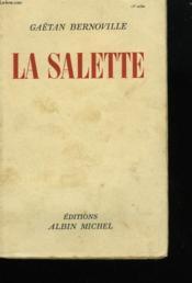 La Salette. - Couverture - Format classique