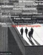 Rene Burri Photographs - Couverture - Format classique