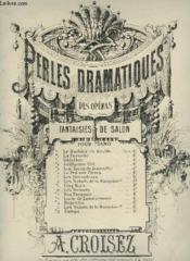 Perles Dramatiques Des Operas - N°2 : La Favorite. - Couverture - Format classique